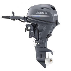 2017 Yamaha F25 G