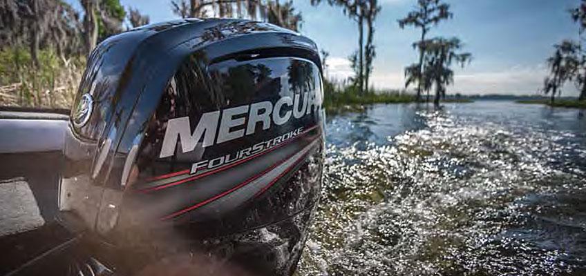 Mercury Outboard Motors - Robin Curnow