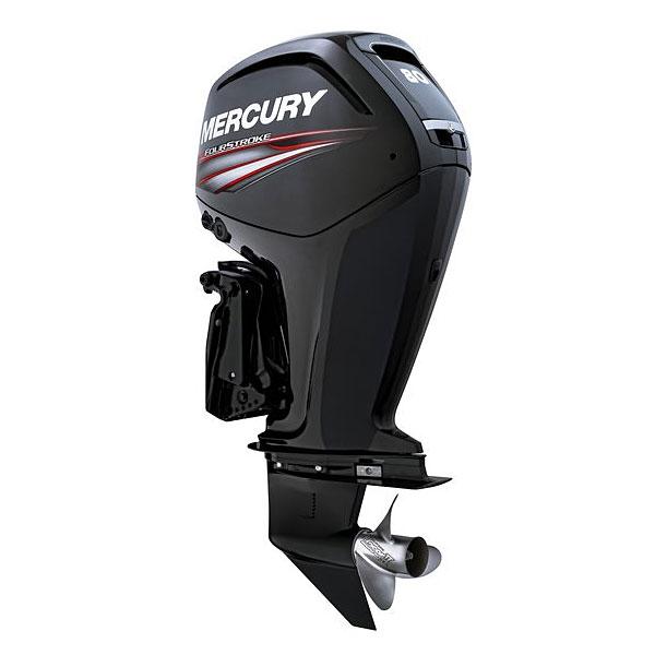 Mercury 80HP - Robin Curnow